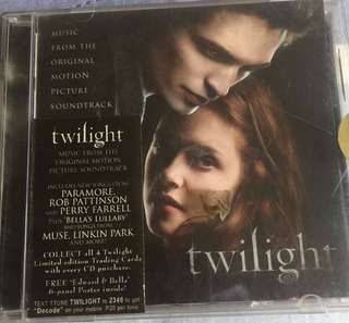 Twilight - OST