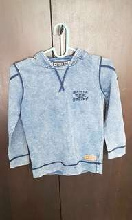 Tumble & Dry pullover 6-7yrs
