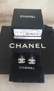 Authentic & Brand New Chanel Earrings