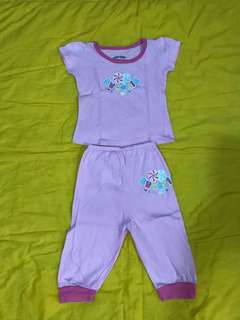 Baby pajama 3 to 6 months