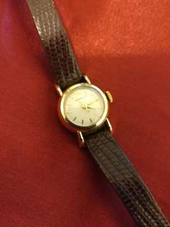 Vintage Gubelin Automatic Ladies Watch 古董手錶