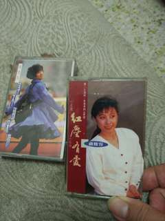 Cassette tapes, original, 女歌手