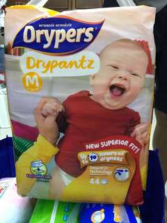 Drypers Pampers - Size M