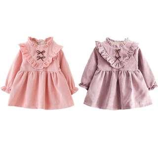 Dolly Girl Long Sleeve Cute Dress