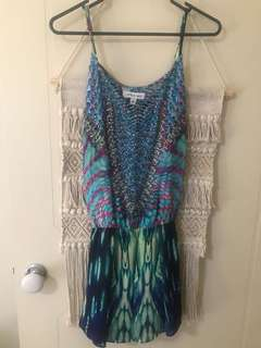 Playsuit size S