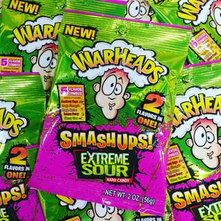 ✨Warheads sour candy✨ 56g