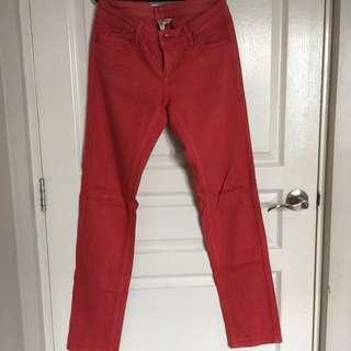 Mango Pants Slim Fit