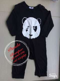 Panda Romper