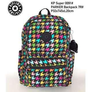 Tas Ransel Kipling Backpack Parker 0091 - 5