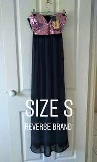 Reverse Maxi Dress