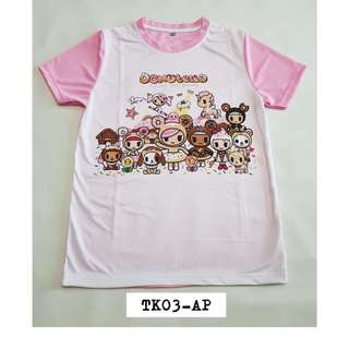Tokidoki Adult Tops