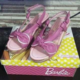 Barbie Wedge Sandals