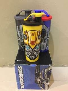 Tupperware Transformer Tumbler Limited Yellow