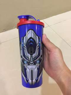 Tupperware Transformer Tumbler Blue Limited