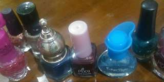 Semua nail color=10rb=9pcs