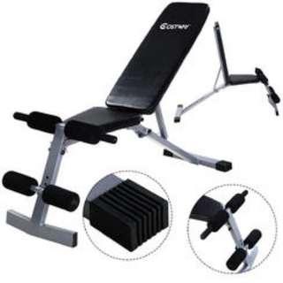 Adjustable 3 in 1 alat fitnes olahraga paling murah