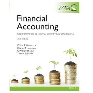Financial Accounting Ninth Edition (SMU)