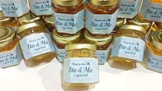 45ml honey jars -350 btls
