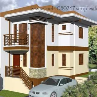132sqm Lot area, Single Attach in Quezon City Cresta Verde Exec Subd.