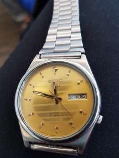 Seiko 5 vintage automatic watch