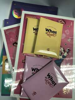 TWICE WHAT IS LOVE ? 5TH MINI ALBUM CD