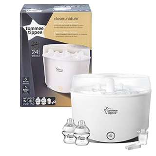243. Tommee Tippee Electric Steam Sterilizer