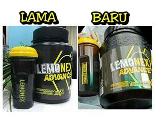LEMONEX ADVANDE NEW PACKING PROMOSI