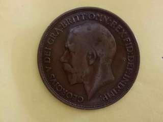 UK 1 Penny 1919