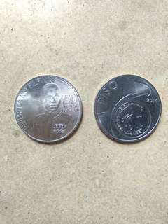 Heneral Isidoro Torres Commemorative Coin