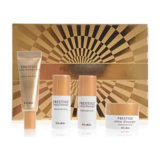 D' ESCARGOT  Prestige Special Beauty Trial Kit