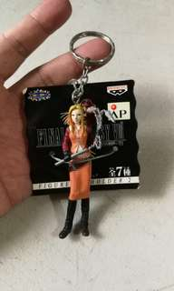 final fantacy 8 figure keyholder japan