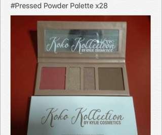 Koko Kollections Pressed Powder Palette