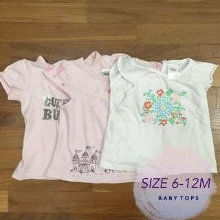 Baby Shirts Bundle