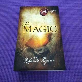 "The Secret ""the MAGIC"" by Rhonda Byrne"