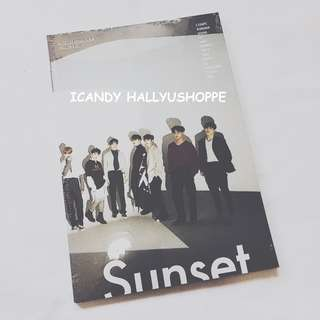 SEVENTEEN - DIRECTOR'S CUT (SPECIAL ALBUM) SUNSET VER with Poster