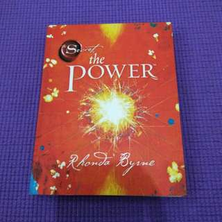 "The Secret ""the POWER"" by Rhonda Byrne"