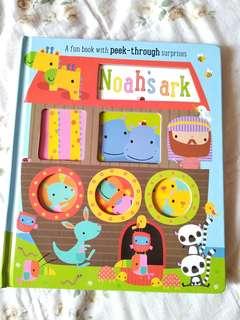 Baby Book - Noah's Ark