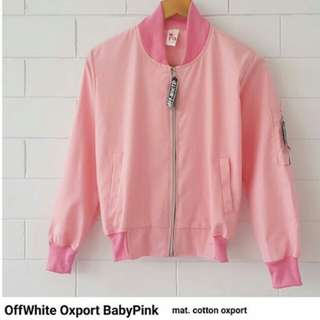 Offwhite babypink