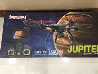 $80 - Only few months old Samurai - drone