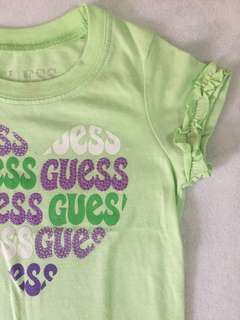 GUESS tee for kids (size Small)