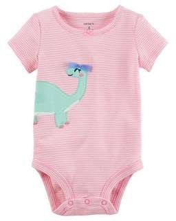 Carter's Dinosaur Collectible Bodysuit