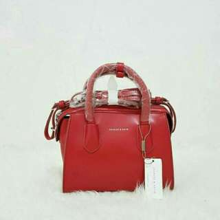 CK920 RED / IVORY