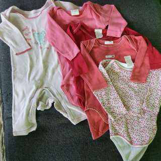 5 PCS..BUNDLED Sleep wear Onesies SAGAD N Po