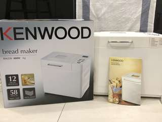 Kenwood Bread Maker BM250