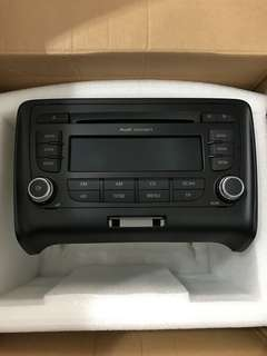 Audi TT radio set USED