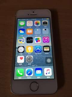 iPhone5S Gold colour