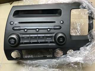 Honda Civic 07 radio set USED