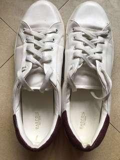 Parfois white sneakers