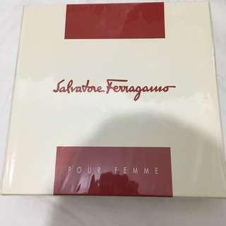 💯🔥👌 BRAND NEW IN BOX AUTHENTIC SALVATORE FERRAGAMO SET
