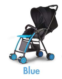 * Price Reduce to Clear at $80 * Ultra Light Weight Pouch stroller